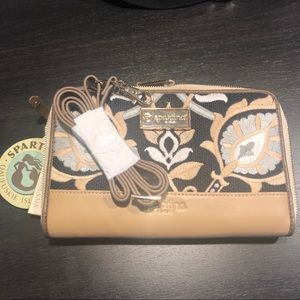 Spartina 449 Wallet with Strap